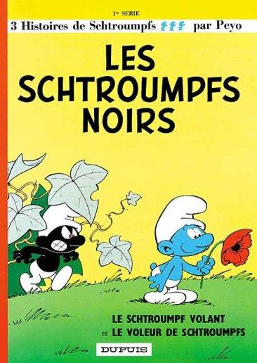 Les-Schtroumpfs-Noirs