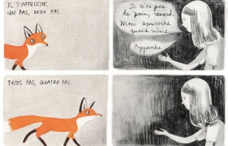 Jane, le renard et moi - planche 4